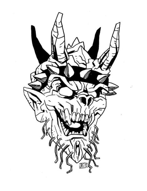 oderus-headsketch